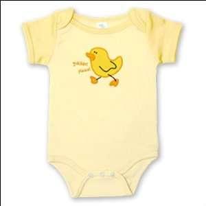 Stephen Joseph Duck Baby Romper Baby