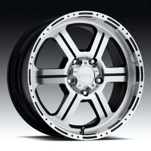 17 inch V tec 326 machined wheels rims Dodge Ram 1500