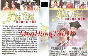 Minh Thanh Hoang Hau phan 1, 35 tap DVD Phim Han Quoc