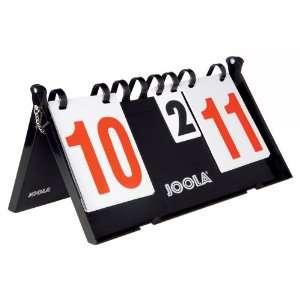 JOOLA RESULT Table Tennis Scoreboard