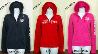 NWT Hollister Women hoodie sweatshirt XS S M L
