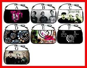 Blink 182 Punk Rock Band Hot Shoulder Clutch Bag #PICK1