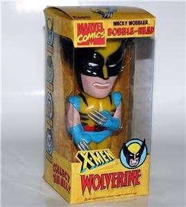 MARVEL COMICS Superhero X Men WOLVERINE BOBBLEHEAD New