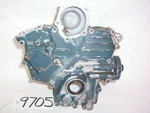 Kubota D600 3 cyl Diesel Engine CRANKCASE COVER