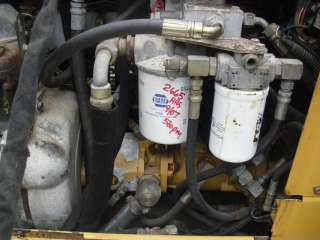 Perkins 4 cylinder Diesel Engine