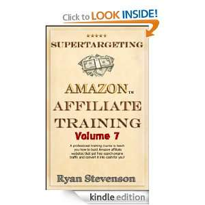 Niche Affiliate Site Construction (SuperTargeting Affiliate Marketing