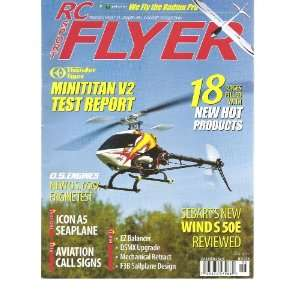 RC Sport Flyer Magazine (New Hot Products, June 2011