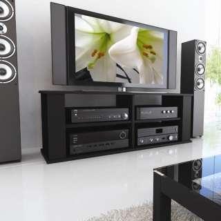 Sonax Fillmore 48 TV Stand in Midnight Black FS 3480 776069402610