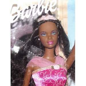Pretty Princess Barbie   African American 2001 Toys & Games