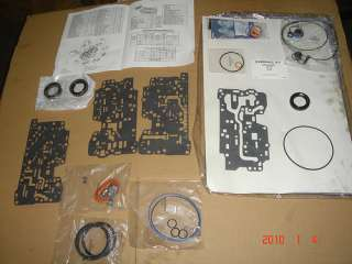 02 05 Saturn VUE CVT FWD/AWD TRANSMISSION REBUILD KIT