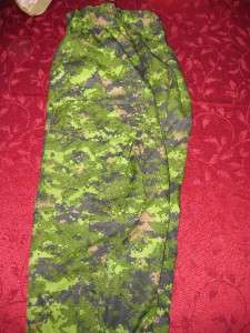 ICE CADPAT Pants Trouser Canadian Army Digital Camouflage Small