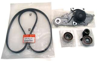 Premium Timing Belt & Water Pump Kit Honda/Acura V6 Genuine/OEM