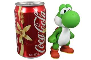Super Mario Bros YOSHI Poseable Figure Doll Green KL