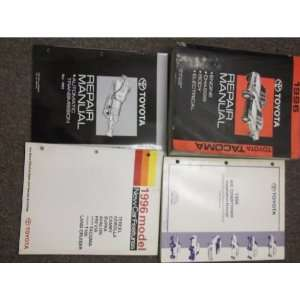Shop Repair Manual Set OEM (factory service manual,air conditioner