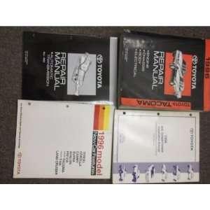 Shop Repair Manual Set OEM (factory service manual,air conditioner
