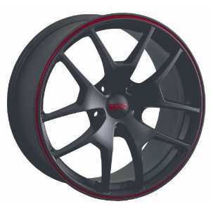 Black Wheels Rims 08 Mazda 3 5 6 RX8 mx6 929 SET OF 18 INCH XXR WHEELS
