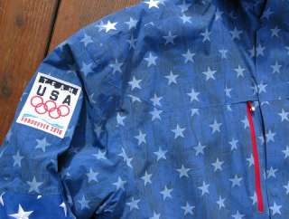 UNDER ARMOUR Armor 2010 Vancouver Olympics US SKI Team Jacket Coat Men