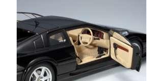 LOTUS ESPRIT V8 Black Diecast Model Car 1/18 Autoart