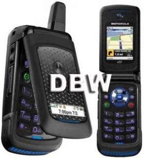 MOTOROLA i576 BLACK NEXTEL WORLDWIDE UNLOCKED PHONE USED
