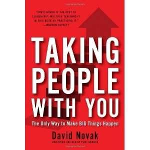 to Make Big Things Happen Hardcover By Novak, David N/A   N/A  Books