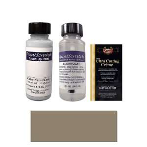Oz. Natural Suede Metallic Paint Bottle Kit for 2007 Isuzu Ascender