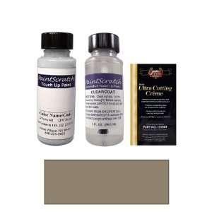 Oz. Natural Suede Metallic Paint Bottle Kit for 2007 Isuzu Ascender