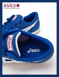 Brand New ASICS AARON CV Shoes Blue #74A