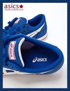 Brand New ASICS AARON CV Shoes Blue #74A