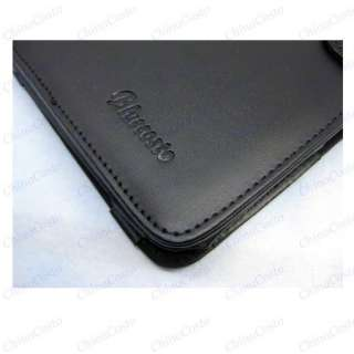 Kindle 3rd Black Leather Case eBook Jacket Cover