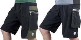Aero Tech Designs Outlaw Bullet Mountain Bike Shorts Made in