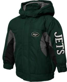 New York Jets Youth Hunter Reebok NFL Midweight Jacket