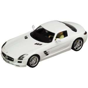 1/32 Carrera Analog Slot Cars   AMG Mercedes SLS Coupe