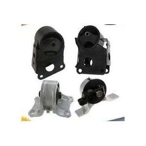 A7342 A7343 02 03 04 05 06 Nissan Altima 2.5 Engine Motor Mount Set 4