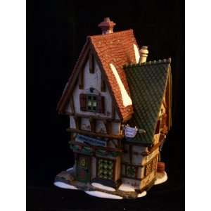 Department 56 Dickens Village Melancholy Tavern: Home & Kitchen
