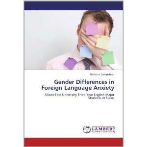 Gender Differences in Foreign Language Anxiety: Mizan Tepi