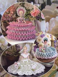 An Old Fashioned Doll by Annie Potter for you to Crochet Pattern