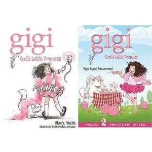 Little Princess / Gigi Gigis Hugest Announcement   2 DVD Set Books