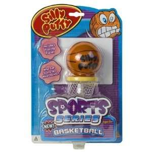 Silly Putty Sports Series Basketball Toys & Games