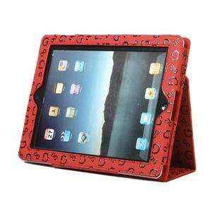 PU Leather Case Cover Stand for Apple iPad 2 Electronics