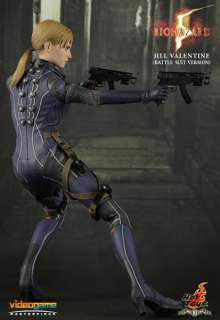 Resident Evil 5 Jill Valentine Battle Suit Version Figure MINT