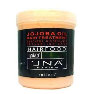 UNA Hair Food Jojoba Oil Hair Treatment 34oz(1000ml