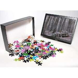 Jigsaw Puzzle of SM  Trees from Ardea Wildlife Pets Toys & Games