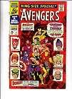 Avengers KS Annual 1 strict FN+ Cap Ameri