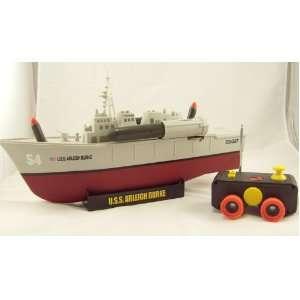 REMOTE CONTROL RC RADIO CONTROL USS Arleigh Burke Missile