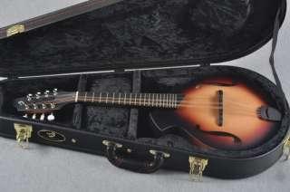 Breedlove American Series KF Burst Mandolin   Made in USA 875934003638