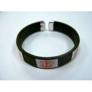 IDF Israeli Army Wristband Bracelet with IDF Logo Everything Else