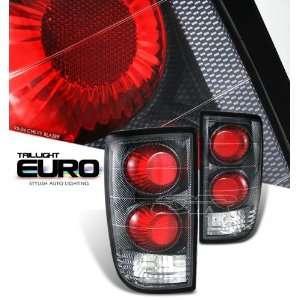 02 03 04 CHEVY S10 BLAZER/GMC JIMMY CARBON TAIL LAMP ENVOY TAIL LIGHT