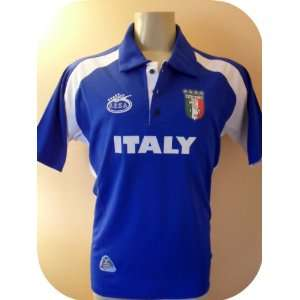 ITALY POLO SHIRT BY ARZA SIZE ADULT MEDIUM NEW.EXCELLENT