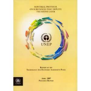 Substances Deplete Ozone Lay) (9789280728293): United Nations: Books