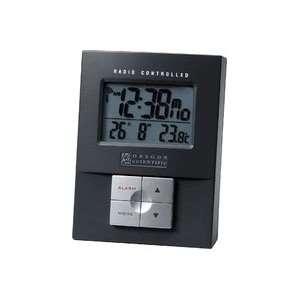 RM983 Oregon Scientific Atomic Clock w/ Indoor Thermometer